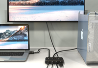 胜为LCD KVM切换器-多台级联