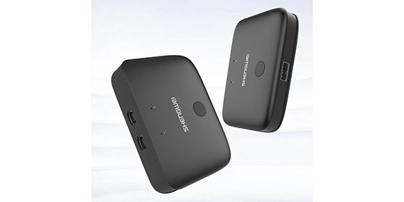 胜为2口USB设备共享器US-201