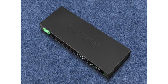 胜为16口数字IP远程KVM切换器KS-2161IP