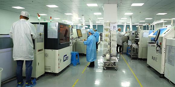 液晶kvm切换器厂家实拍图