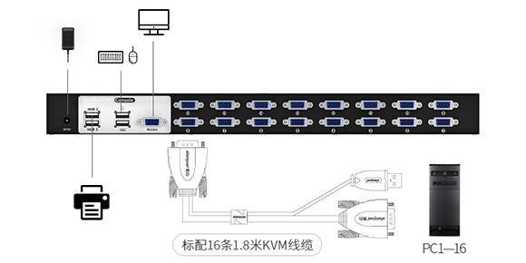 KS-316连接图