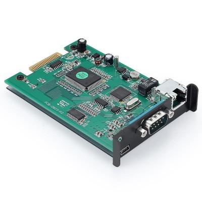 KVM远程IP控制模块 多电脑切换器控制端远程管理模块