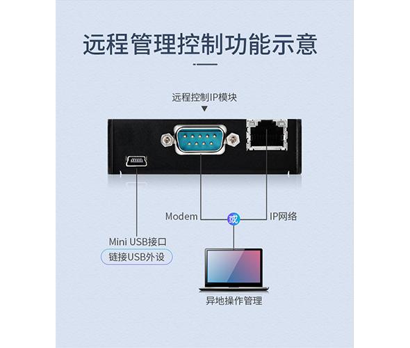 远程数字KVM切换器-胜为