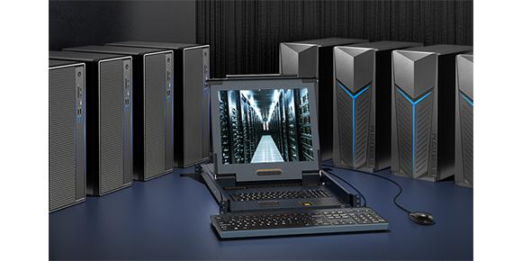 网口KVM切换器-胜为科技