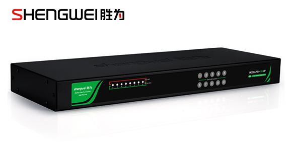 胜为江苏8口视频KVM切换器KS-1808UP____产品展示