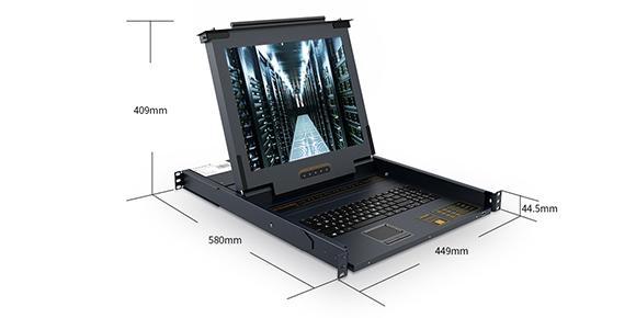 液晶LCD KVM切换器-胜为科技