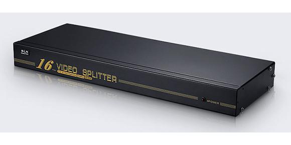 胜为高清16口VGA视频分配器VS-5016