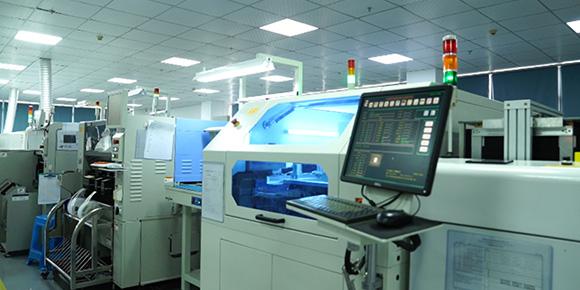 HDMI切换器供应商-胜为科技工厂车间
