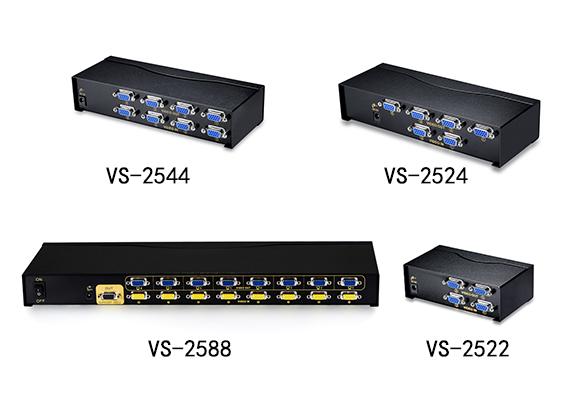 VGA KVM切换器-胜为