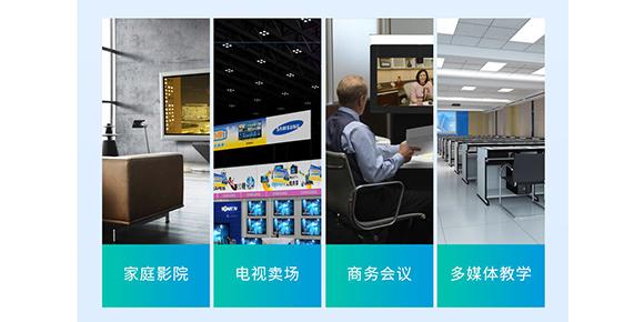 胜为HDMI分屏器使用场景展示
