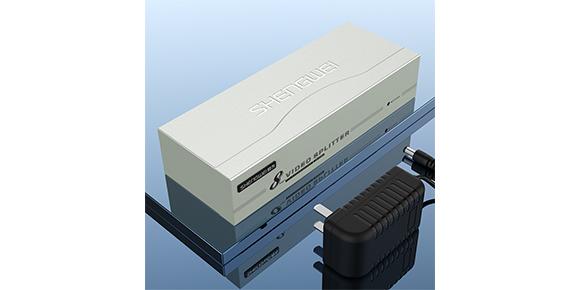 胜为八屏同显VGA视频共享器VS-2508