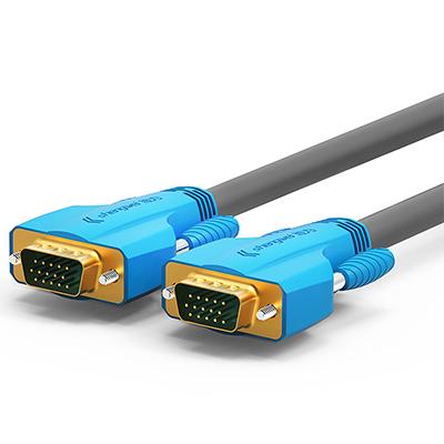 胜为工程级VGA视频分配器连接线VC-8018
