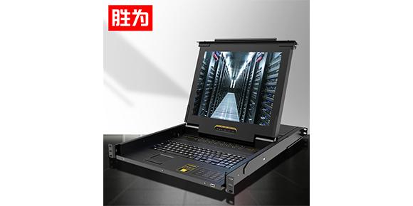 LCD KVM切换器展示-胜为科技