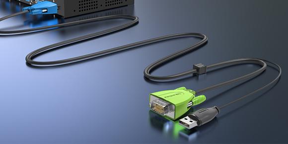 胜为VGA KVM线缆