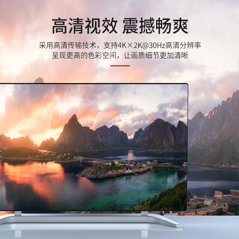 胜为4K高清HDMI KVM切换器2口KS-302H___790__08
