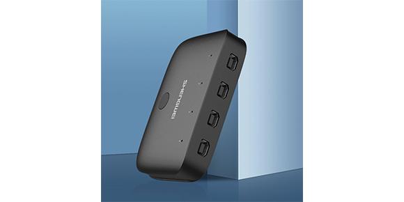 胜为4口USB打印机共享器-胜为科技