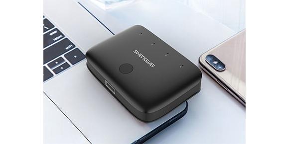 胜为USB共享切换器US-401