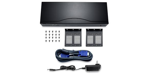 1进32出高清VGA视频分配器-胜为科技